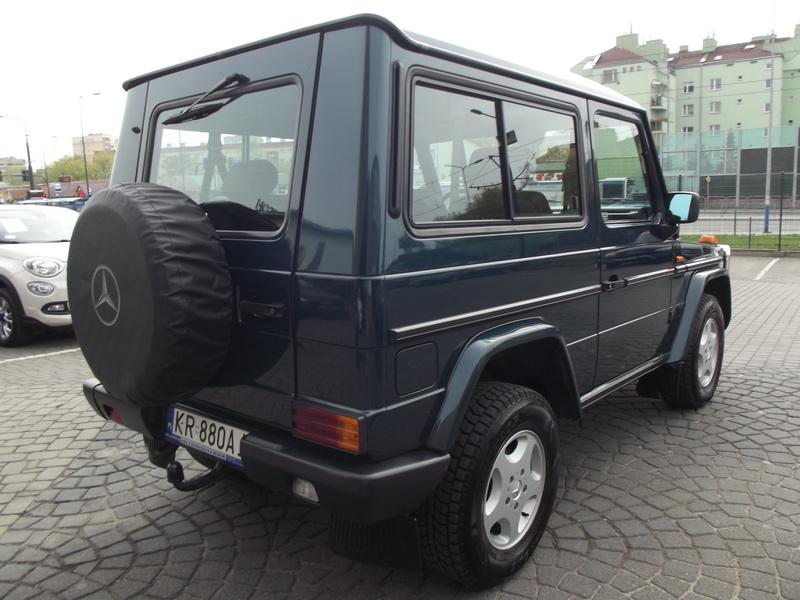 Mercedes Benz G350 Gelenda W463 Turbo Diesel R6 4x4